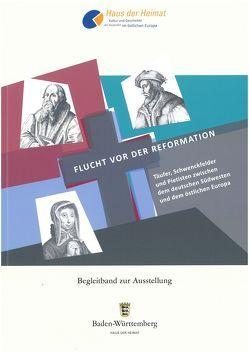 Flucht vor der Reformation von Absmeier,  Christine, Röder,  Annemarie