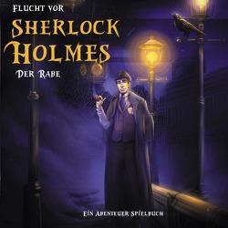 Flucht vor Sherlock Holmes – Der Rabe von Häntze,  Heiner