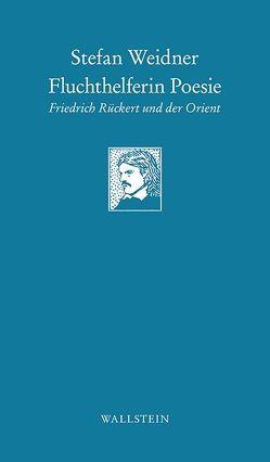 Fluchthelferin Poesie von Weidner,  Stefan