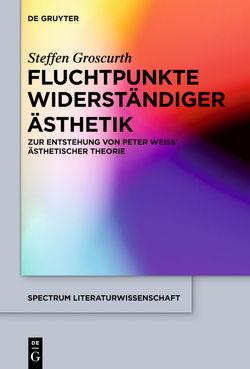 Fluchtpunkte widerständiger Ästhetik von Groscurth,  Steffen