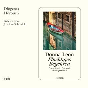 Flüchtiges Begehren von Leon,  Donna, Schmitz,  Werner, Schönfeld,  Joachim