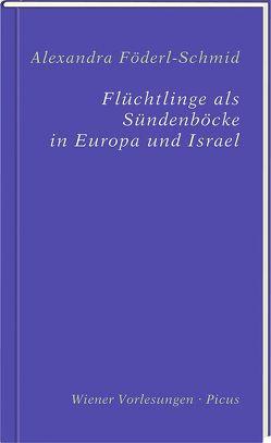 Flüchtlinge als Sündenböcke in Europa und Israel von Föderl-Schmid,  Alexandra
