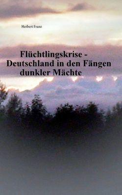 Flüchtlingskrise – Deutschland in den Fängen dunkler Mächte von Franz,  Herbert