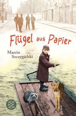 Flügel aus Papier von Szczygielski,  Marcin, Weiler,  Thomas