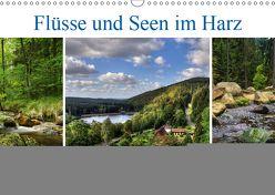 Flüsse und Seen im Harz (Wandkalender 2019 DIN A3 quer) von Gierok,  Steffen