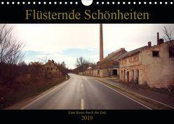 Flüsternde Schönheiten – Eine Reise durch die Zeit (Wandkalender 2019 DIN A4 quer) von Baatzsch /Josi /MurmelArts Rumpekiste,  Josephine