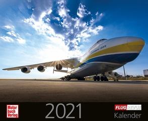 FLUG REVUE – Kalender 2021