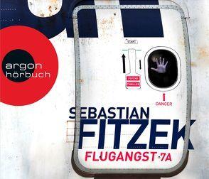 Flugangst 7A von Fitzek,  Sebastian, Jäger,  Simon