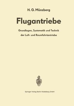 Flugantriebe von Münzberg,  H.G.