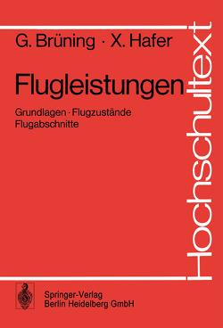 Flugleistungen von Brüning,  G., Hafer,  X.