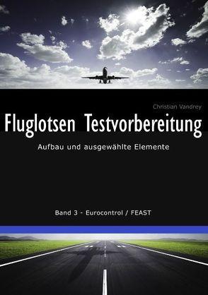 Fluglotsen Testvorbereitung von Vandrey,  Christian