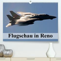 Flugschau in Reno (Premium, hochwertiger DIN A2 Wandkalender 2020, Kunstdruck in Hochglanz) von Stanzer,  Elisabeth