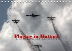 Flugtag in Hattorf (Tischkalender 2019 DIN A5 quer) von Weiss,  Michael