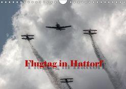 Flugtag in Hattorf (Wandkalender 2019 DIN A4 quer) von Weiss,  Michael