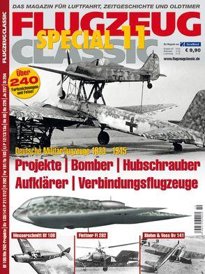 FLUGZEUG CLASSIC Special 11 von Ringlstetter,  Herbert