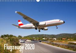 Flugzeuge 2020 by aeroTELEGRAPH (Wandkalender 2020 DIN A3 quer) von aeroTELEGRAPH