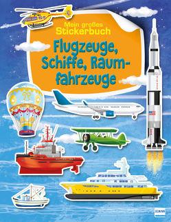 Flugzeuge, Schiffe, Raumfahrzeuge von Barsotti,  Ilaria
