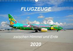 Flugzeuge zwischen Himmel und Erde (Wandkalender 2020 DIN A3 quer) von Merz,  Matthias