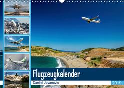 Flugzeugkalender 2019AT-Version (Wandkalender 2019 DIN A3 quer) von Jovanovic,  Danijel