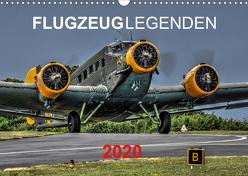 Flugzeuglegenden (Wandkalender 2020 DIN A3 quer) von PHOTOART & MEDIEN,  MH