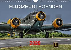 Flugzeuglegenden (Wandkalender 2020 DIN A4 quer) von PHOTOART & MEDIEN,  MH