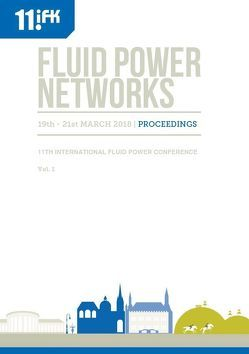 Fluid Power Networks von Murrenhoff,  Hubertus