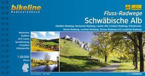 Fluss-Radwege Schwäbische Alb von Esterbauer Verlag