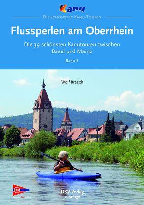 Flussperlen am Oberrhein von Bresch,  Wolf