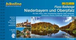 Flussradwege Niederbayern und Oberpfalz