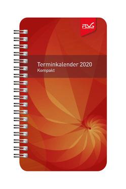 FLVG Terminkalender 2020 – Format kompakt von Lückert,  Wolfgang