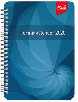 FLVG Terminkalender 2020 von Lückert,  Wolfgang