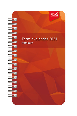 FLVG Terminkalender 2021 – Format kompakt von Lückert,  Wolfgang