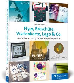 Flyer, Broschüre, Visitenkarte, Logo & Co. von Korthaus,  Claudia