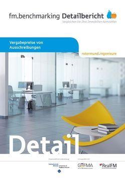 fm.benchmarking Detailbericht Vergabepreise von Ausschreibungen von Prof. Rotermund,  Uwe