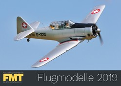 """FMT-Monatskalender """"Flugmodelle 2019"""""""