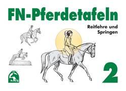 FN-Pferdetafeln Set 2 von Deutsche Reiterliche Vereinigung e.V. (FN),  FN