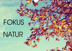Focus Natur (Wandkalender 2020 DIN A4 quer) von Neuhof,  Mandy
