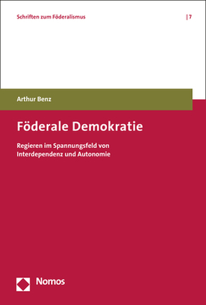 Föderale Demokratie von Benz,  Arthur