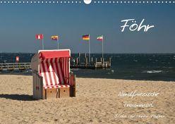 Föhr – Nordfriesische Trauminsel (Wandkalender 2019 DIN A3 quer) von Peußner,  Marion