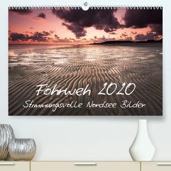 Föhrweh – Stimmungsvolle Nordsee Bilder (Premium, hochwertiger DIN A2 Wandkalender 2020, Kunstdruck in Hochglanz) von Articus,  Konstantin
