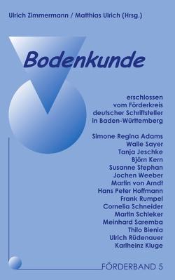 Förderband 5 – Bodenkunde von Ulrich,  Matthias, Zimmermann,  Ulrich