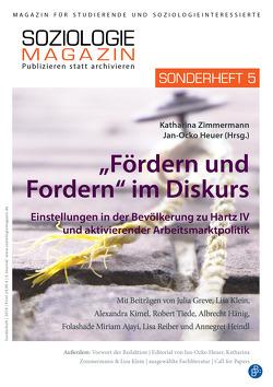 """""""Fördern und Fordern"""" im Diskurs von Heuer,  Jan-Ocko, Zimmermann,  Katharina"""