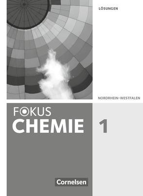 Fokus Chemie – Neubearbeitung – Gymnasium Nordrhein-Westfalen – Band 1 von Jaek,  Annkathrien, Kreß,  Thorsten, Schäfer,  Steffen, Seitz,  Markus