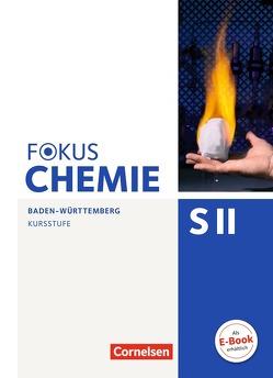 Fokus Chemie – Sekundarstufe II – Baden-Württemberg / Kursstufe – Schülerbuch von Epple,  Thomas, Fleischer,  Holger, Kreß,  Thorsten, Seitz,  Markus