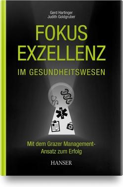 Fokus Exzellenz im Gesundheitswesen von Goldgruber,  Judith, Hartinger,  Gerd