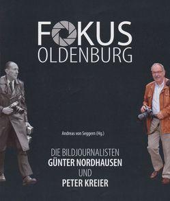 Fokus Oldenburg von Seggern,  Andreas von