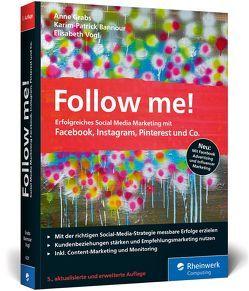 Follow me! von Bannour,  Karim-Patrick, Grabs,  Anne, Vogl,  Elisabeth