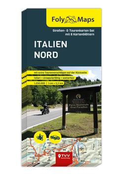 FolyMaps SET Italien Nord 1:250 000