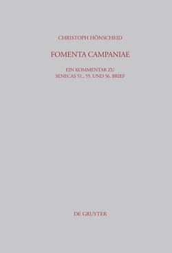 FOMENTA CAMPANIAE von Hönscheid,  Christoph