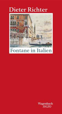 Fontane in Italien von Richter,  Dieter